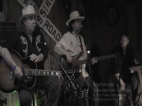 Charlyhorse 'Snakebox on the Altar', Live at Peddler Steakhouse, Spartanburg SC 51513