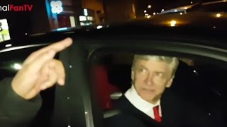 Arsene Wenger's Brilliant Response to Troopz!