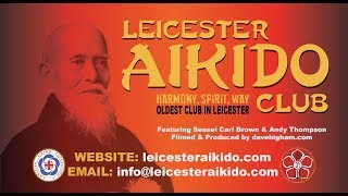 preview picture of video 'Leicester Aikido Club - Demonstrations'