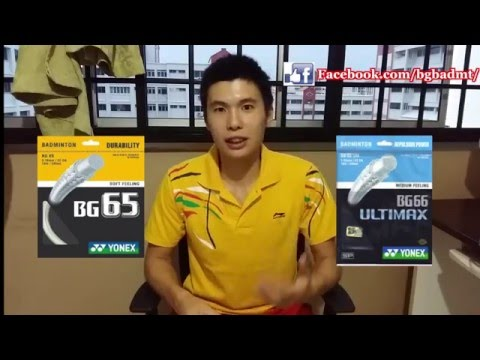 Which Badminton String and What Tension Should I Use? | BG Academy
