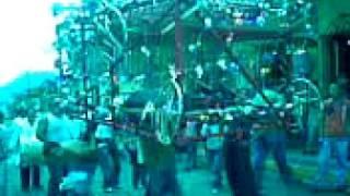 preview picture of video 'toros de san miguel en xico'