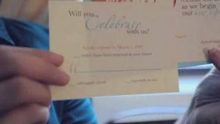 How to Word an RSVP Wedding Card | Wedding Invites