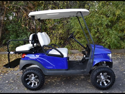 2017 Club Car Precedent i2 Electric in Wauconda, Illinois - Video 1