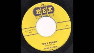 JERRY McCAIN - SHE'S TOUGH - REX