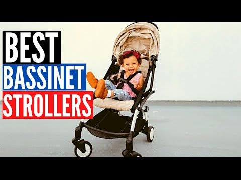 5 Best Bassinet Strollers 2020 (New)