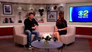 SEAL Team | CBS New York Interview w/ David Boreanaz (27.09.17)