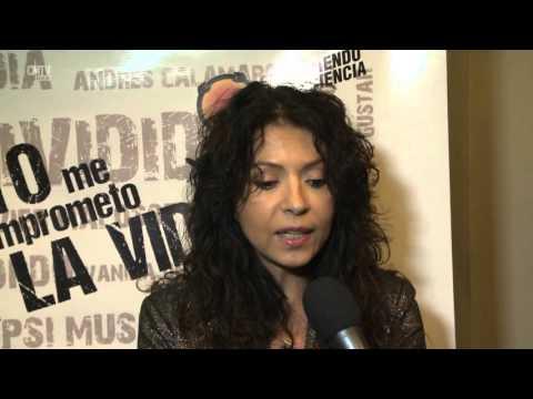 Patricia Sosa video Entrevista Conduciendo a Conciencia  - 8 Octubre 2015