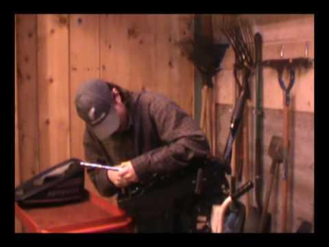Seized – up Two Stroke Outboard Motor | Vertical Jump Program
