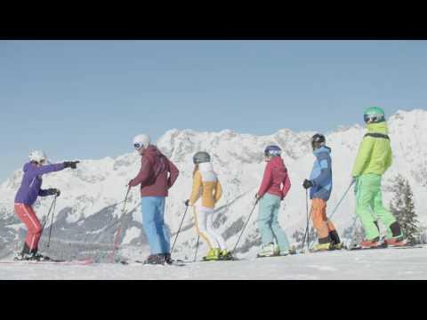 Ein unvergesslicher Winter - Skiregion Hochkönig