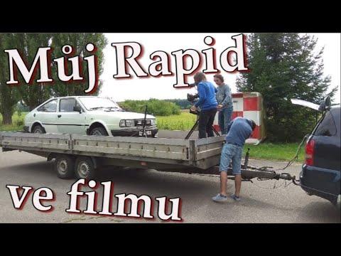Event-VLOG #91 - Můj Rapid VE FILMU: Narušitel
