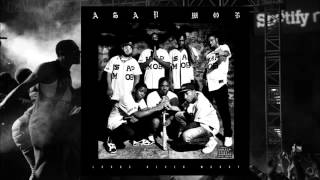 ASAP Rocky - Thuggin Noise (Lords Never Worry)