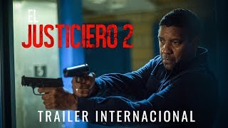 EL JUSTICIERO 2   Tráiler subtitulado (HD)