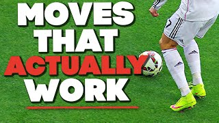 Soccer Moves That Drive Defenders Crazy!