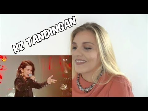 "VOCAL COACH REACTS TO KZ Tandingan 《Rolling in the Deep》 ""Singer 2018"""