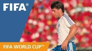 His goal changed soccer in the USA