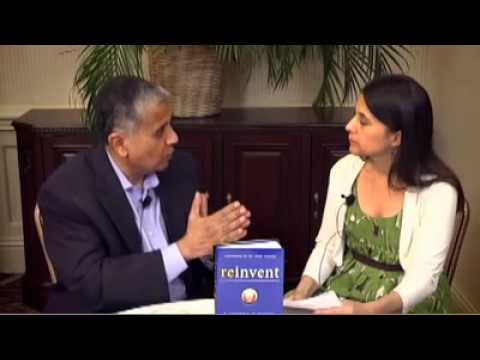 Leadership Interview with Fred Hassan