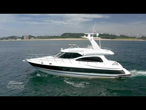 Cruisers Yachts 5000 Sport Sedan video