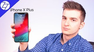 iPhone X Plus (2018) - LEAKED!