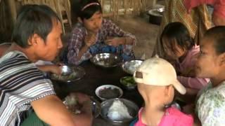 Karen Tradition Food Takapok