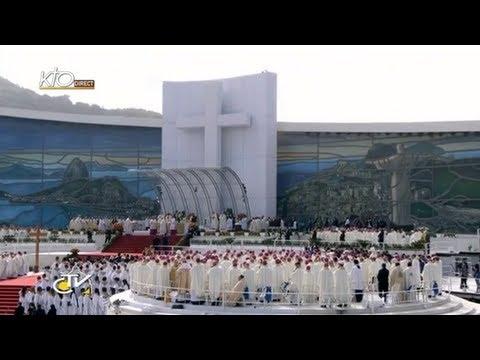 Messe pour les Journées Mondiales de la Jeunesse