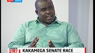 Political Thursdays: Choice 2017 - Kakamega Senate Race - 22/06/2017 [Part One]
