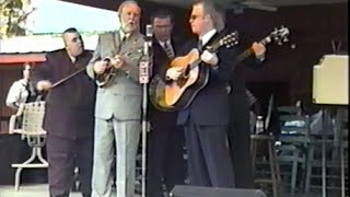 Doyle Lawson & Quicksilver-Museum of Appalachia's Tennessee Fall Homecoming 2001