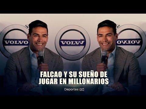 Falcao habla de Seleccion Colombia, Monaco, su futuro, Copa America y Millonarios