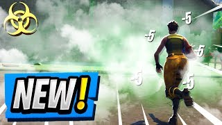 *NEW* Fortnite STINK BOMB Gameplay! | EARLY Comparison! ( Smoke Grenade Kills )