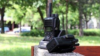 Entel LTE 4G Wi-Fi PoC rádió - DND bemutató