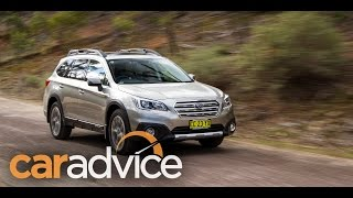 2015 Subaru Outback Review (2016 MY)