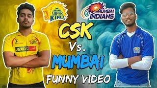 MI Vs CSK 2019 | Funny Video | IPL 2019 | TFC
