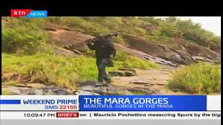Mara Gorges not only famous for wild game
