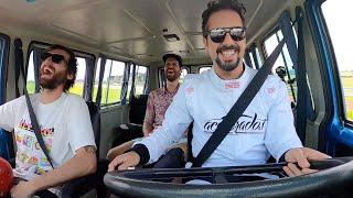 BATENDO RECORDES NO ACELERADOS! Um dia de pista com a Furg.