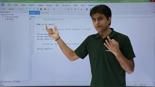 HP UFT/QTP - Dynamic Array
