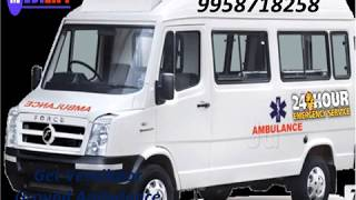 Patient Transport Ambulance Services in Varanasi and Ranchi by Medilift