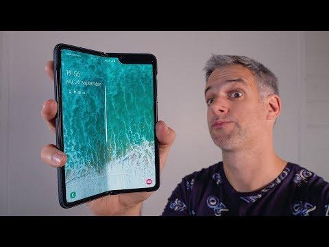 Samsung Galaxy Fold - Le Test
