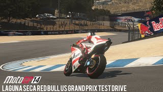 Moto GP 14 Laguna Seca Red Bull US Grand Prix