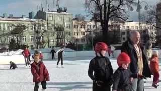 preview picture of video 'Cidade de Czestochowa na Polonia'