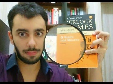 Sherlock Holmes | O Signo dos Quatro | Sir Arthur Conan Doyle | Real x Ficcional