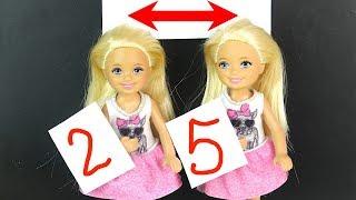 ДВОЙНИК ЭВЕЛИНЫ Мультик #Барби Про Школу Ikuklatv Школа Играем с куклами