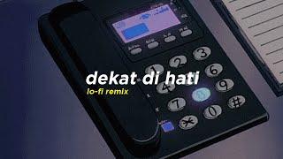 RAN - Dekat di Hati (Alphasvara Lo-Fi Remix)