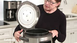 Cuisinart® | 6 Quart High Pressure Multicooker