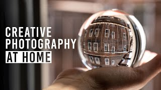 Refraction Photography At Home: Creative Photography Ideas