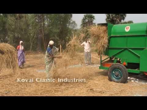 Multi Crop Threshers