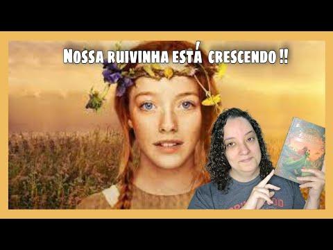 RESENHA ANNE DE WINDY POPLARS