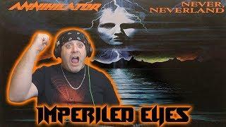 Jerkturtle Reacts://FIRST TIME//Annihilator- Imperiled Eyes
