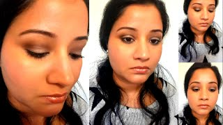 Image for video on Soft Smokey Eye Tutorial for Daytime Party Ft. Estee Lauder Holiday Blockbuster kit 2015 by beauty In budget