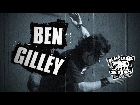 preview image for Black Label 25 Years   Ben Gilley   Label Kills