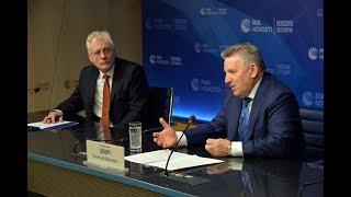 Пресс-конференция Губернатора Хабаровского края Вячесла...