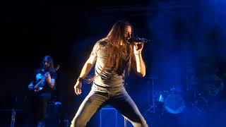 Dragonfly en concierto